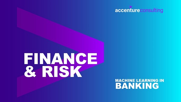View presentation: Machine Learning in Banking. This opens a new window.